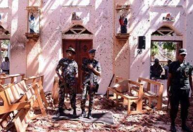 爆炸后斯里兰卡暂时取消免签证措施