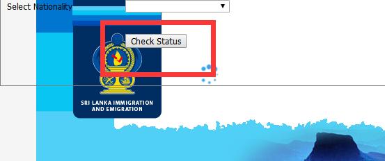 "点击""检查状态""(Check Status)"