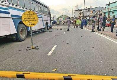 斯爆炸案主要疑犯在香格里拉酒店爆炸中死亡